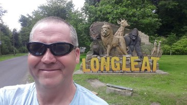 Garry McGiver at Longleat