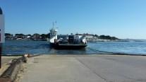 Studland chainlink ferry