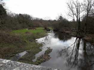Lymington river