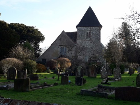 St Mary's church Yapton