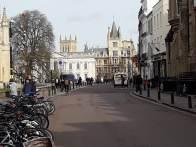 Street bikes and church