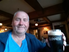 A pint to celebrate