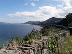 North Wales coastline
