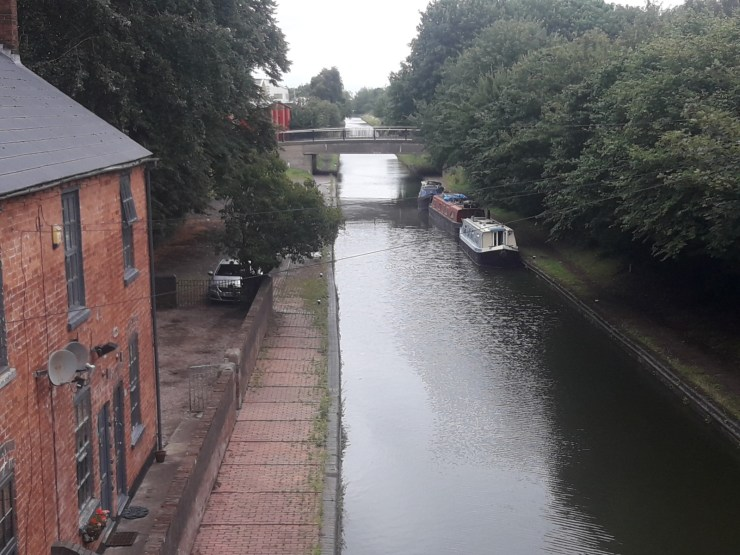 Canal and boats