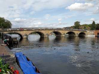 Bridge in Henley-on-Thames