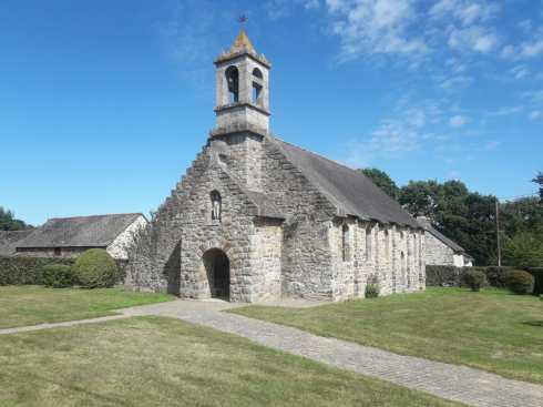 Chapel at Saint-Marcellin