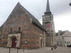 Church in Savennieres