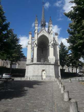 Reposoir du Tertre-Saint-Laurent Angers