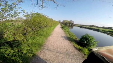 Path by canal