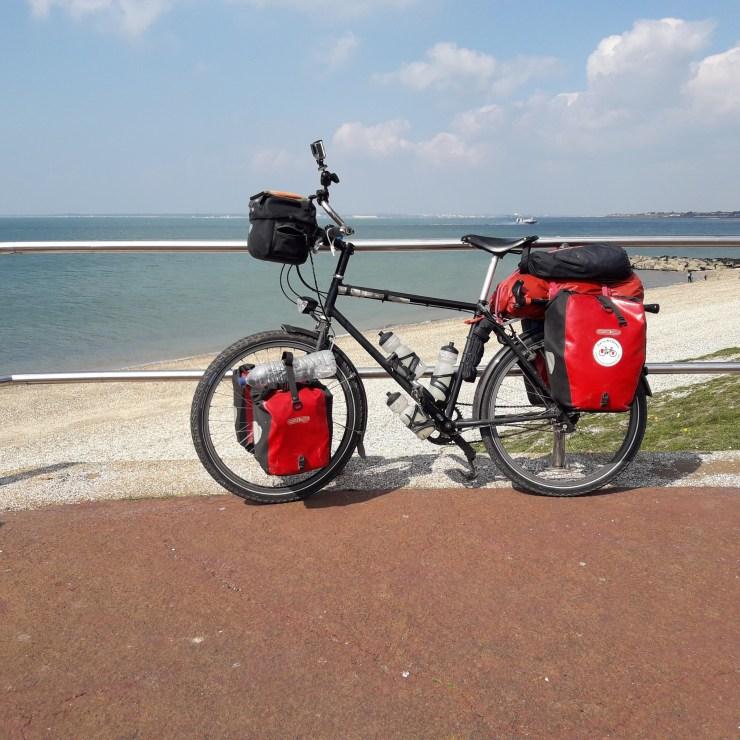 Bike sea