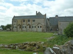 Muchelney Abbey 2017 bicycle tours