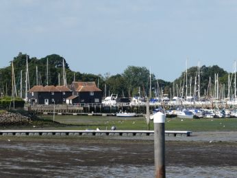 Boat masts