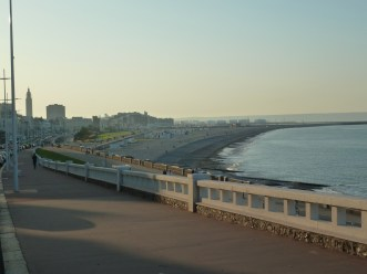 Le Havre seafront