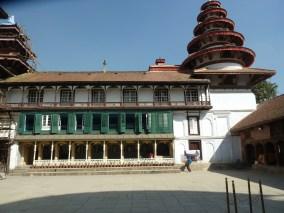 Pancha Mukhi Hanuman temple Durbar Square Kathmandu