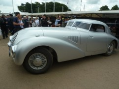 An old Mercedes