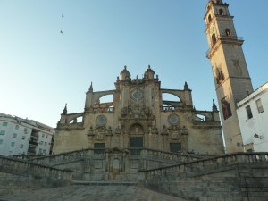Cathedral at Jerez