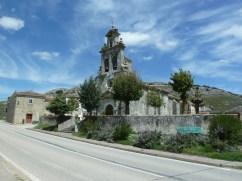 Church near Puerto de La Mazzorra