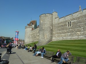 Curfew Tower Windsor Castle