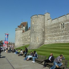 Curfew Tower Windsor Castle