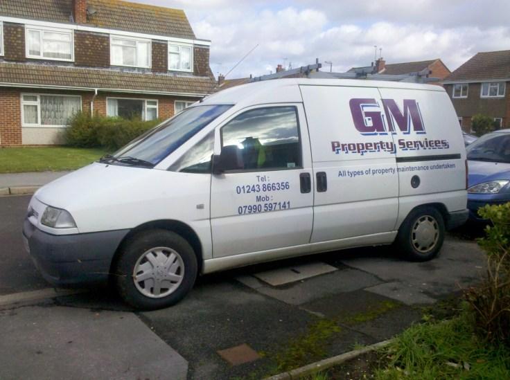 Work van