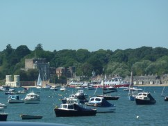 Brownsea castle