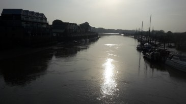 River Arun at Littlehampton