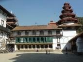 Pancha Mukhi Hanuman templeDurbar Square Kathmandu.