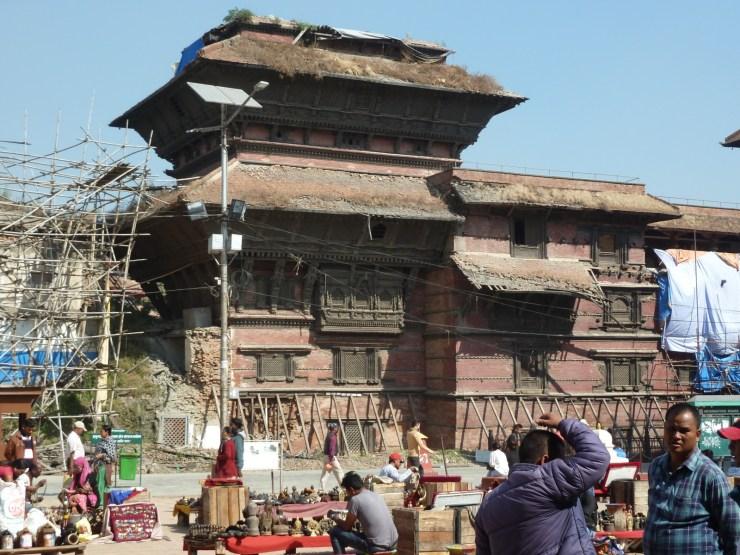 Nasal Chowk Nine Storied Palace