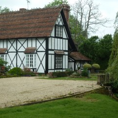 old cottage near Brockenhurst