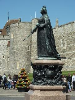 Queen Victoria Statue Windsor