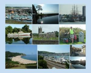 South West England July 2014