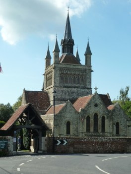 St Mildreds Church Whippingham