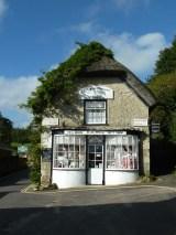 Tea rooms at Godshill