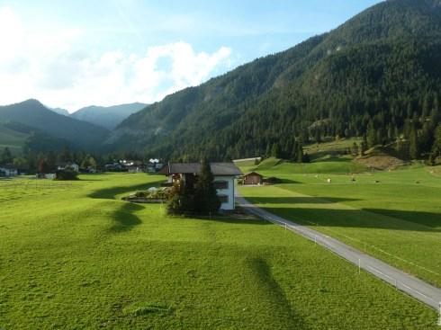 Tirol Mountains Austria September 2013