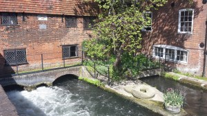 Winchester mill