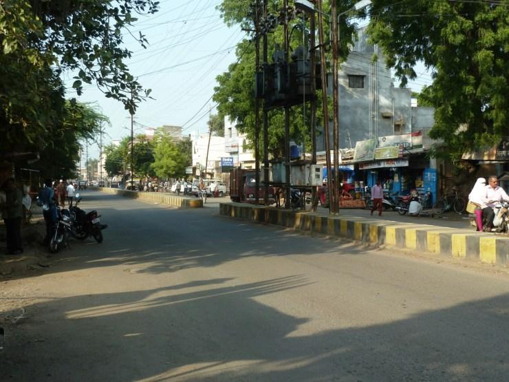 Street in Dhule