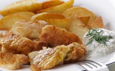 Cepta menca ar kartupeļiem