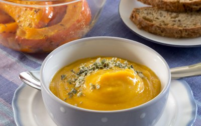 Ķirbja zupa
