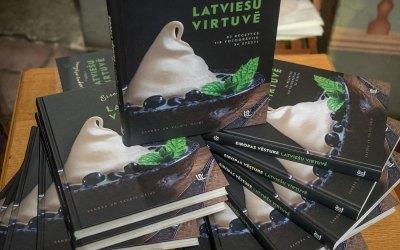 """""""Eiropas vēsture latviešu virtuvē"""". Grāmatas atvēršanas svētki"""