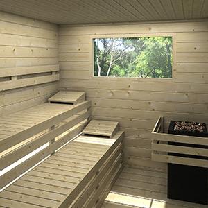 Holzschutz Gartenhaus