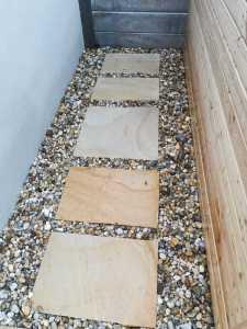 Trittplatten Sandstein Mint