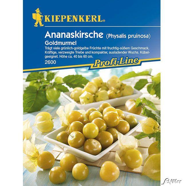 Ananaskirsche 'Goldmurmel'