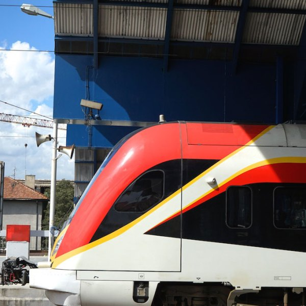 Main station Skopje 2016