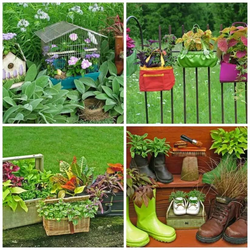 Upcycling 11 Kreative Ideen Fur Ihre Pflanzen