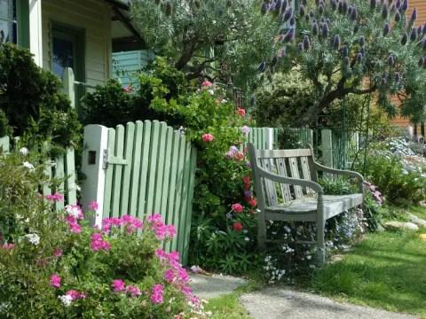 gartengestaltung natürlich cottage garten: gestaltungsideen im englischen stil