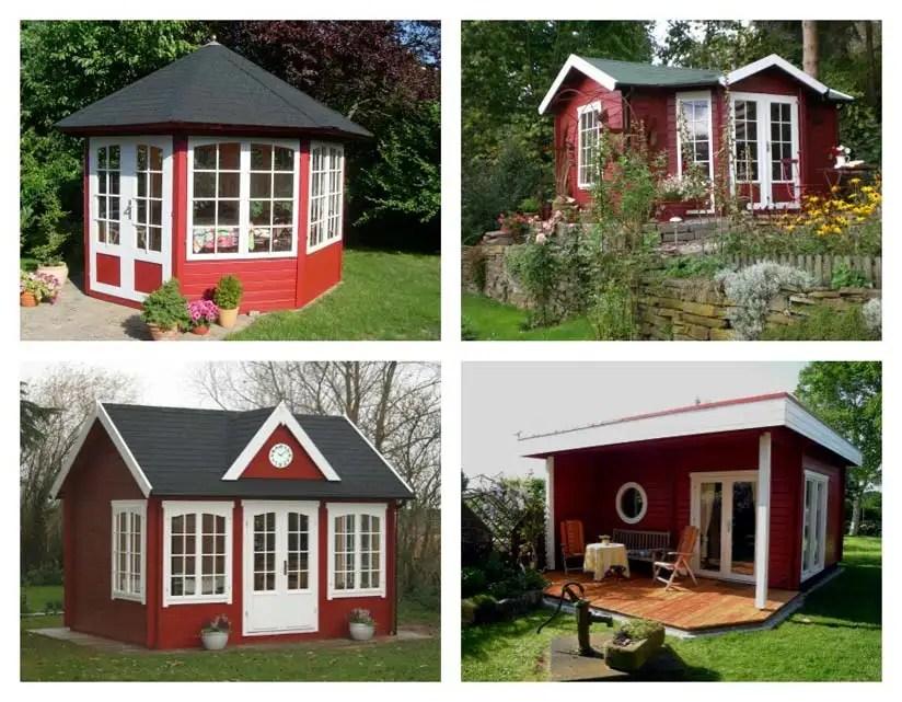 maison de jardin