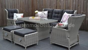 valencia verstellbare lounge 2er sitzbank, Esstisch ideennn