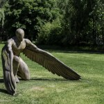 Kunst Im Garten Skulpturen Aus Stein Edelstahl Bronze Modern Klassisch