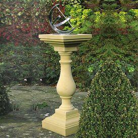"""Dekorative Garten Sonnenuhr - """"Archimedes"""""""