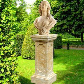Gartenfigur aus Steinguss - Savona
